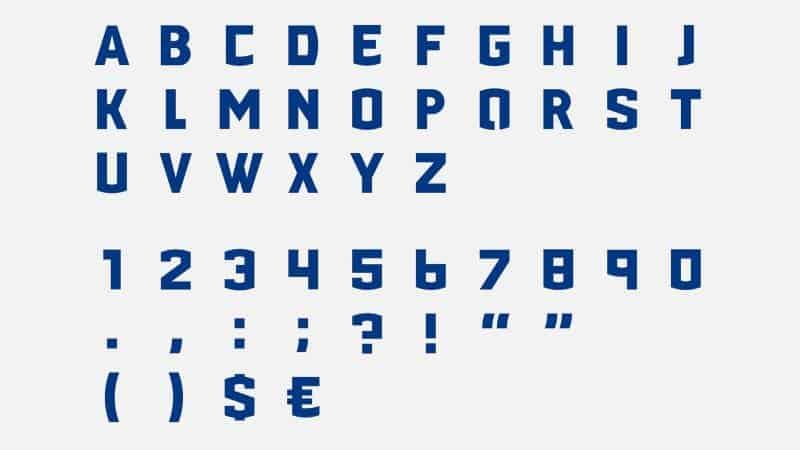 Download PORT118 font (typeface)