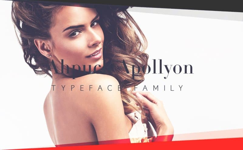 Download Ahpuch Apollyon font (typeface)