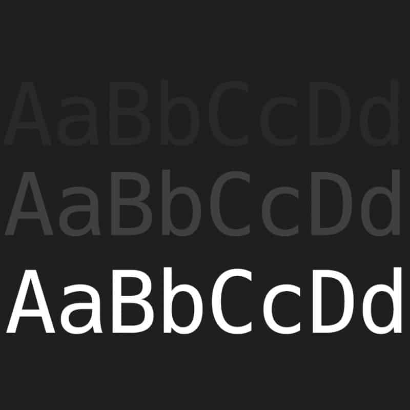 Download Hack font (typeface)