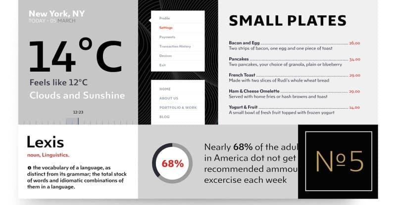 Download Lexis font (typeface)