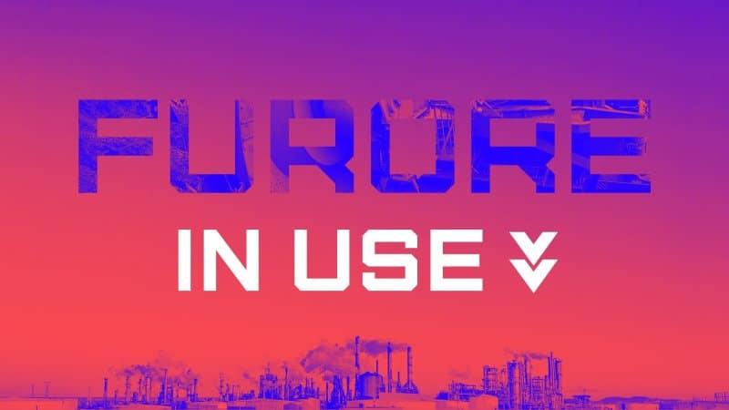 Furore шрифт скачать бесплатно