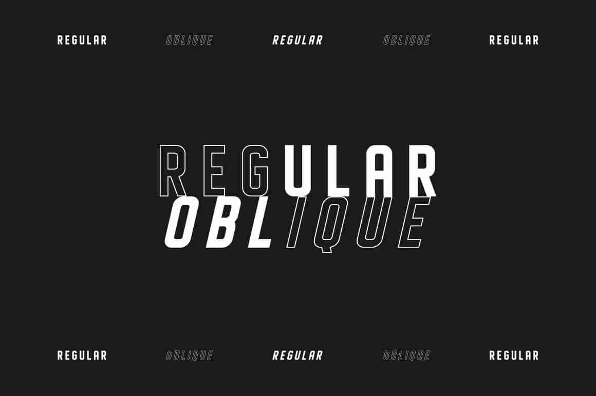 Download Displayed font (typeface)