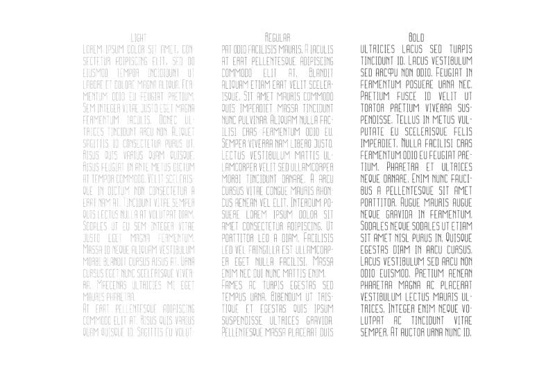 Download Option Light font (typeface)