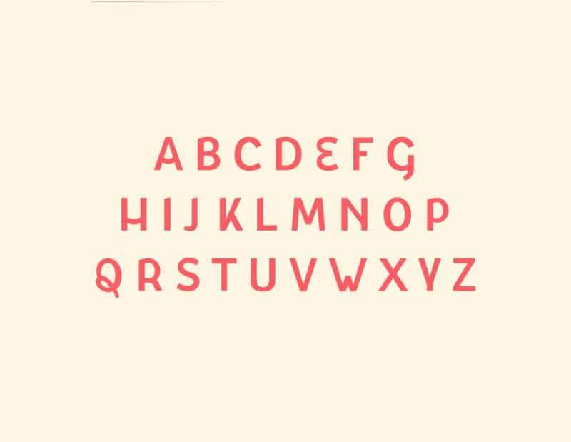 Phan free шрифт скачать бесплатно
