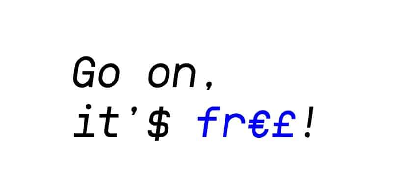 Download Kraft Mono font (typeface)