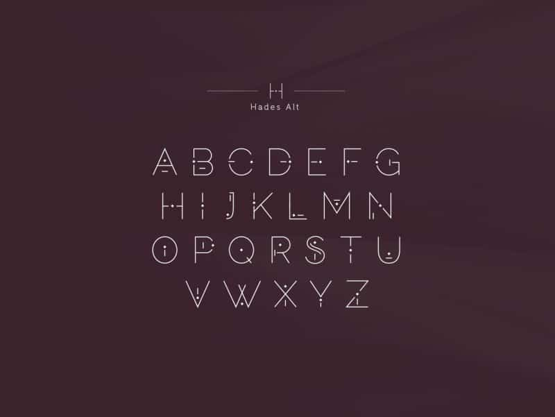 Download Persephone & Hades font (typeface)