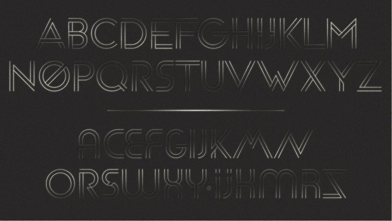 Download Arenq font (typeface)