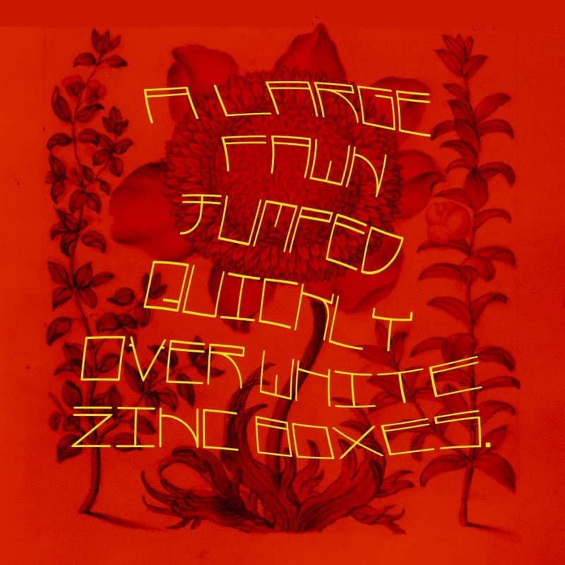 Download EYFA Tokva font (typeface)