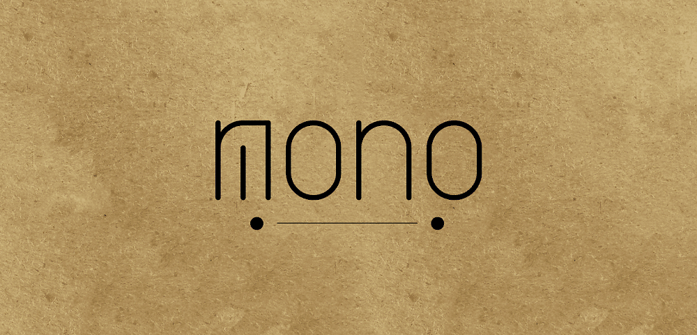 Download Mono Font font (typeface)