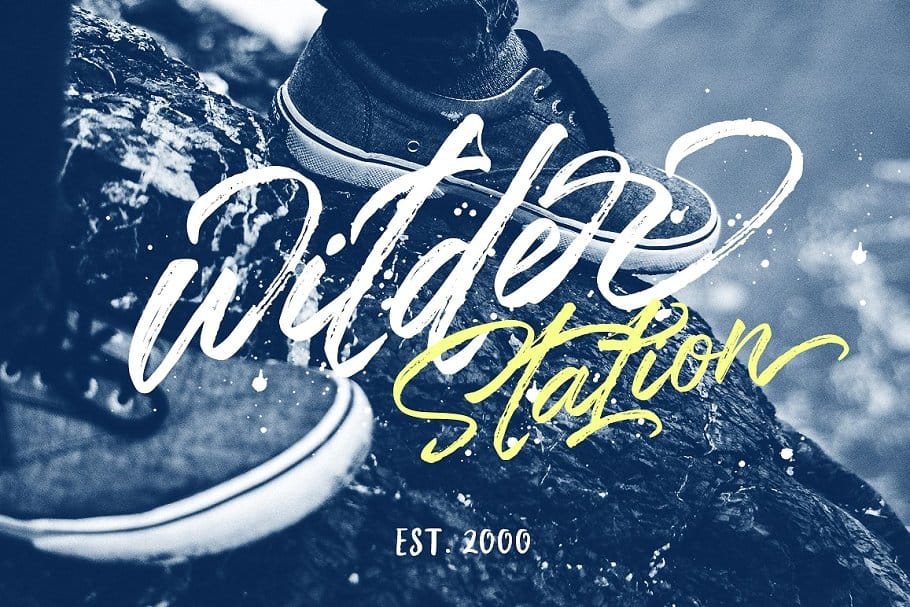 Download Styledeep font (typeface)