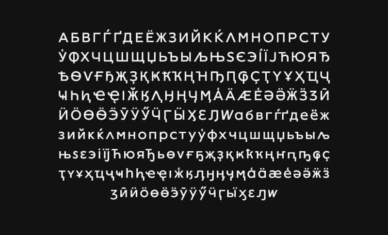 Download Lack font (typeface)