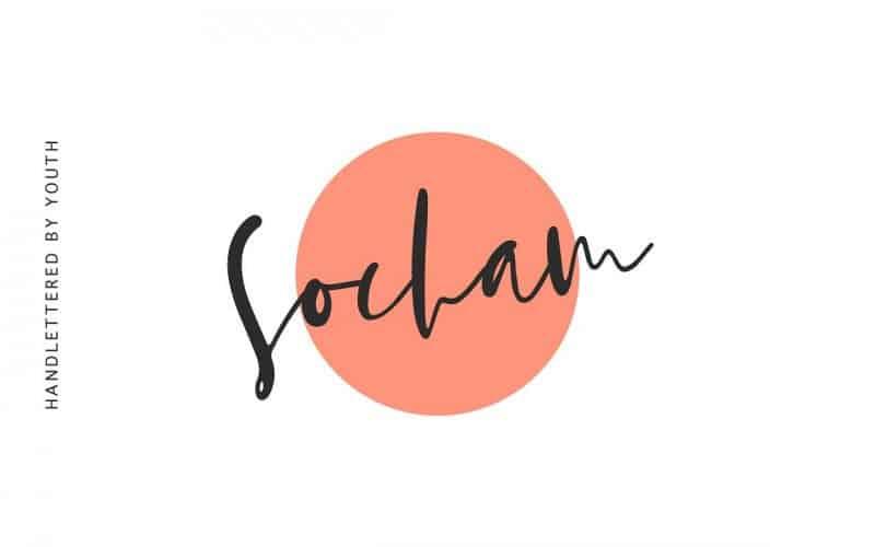 Download Socham font (typeface)