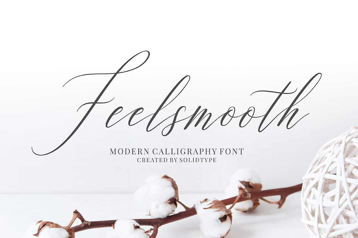 Download Feelsmooth font (typeface)