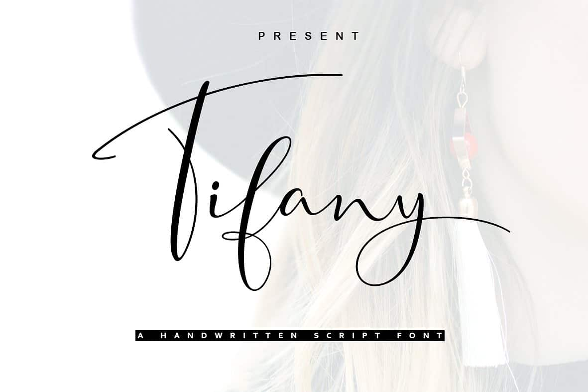 Download Tifany font (typeface)