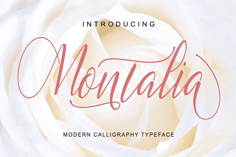 Download Montalia font (typeface)
