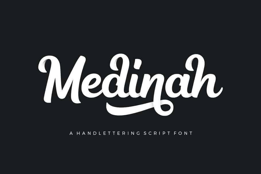 Download Medinah font (typeface)