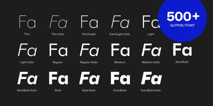 Download Faktum font (typeface)