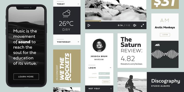 Download Fieldwork font (typeface)