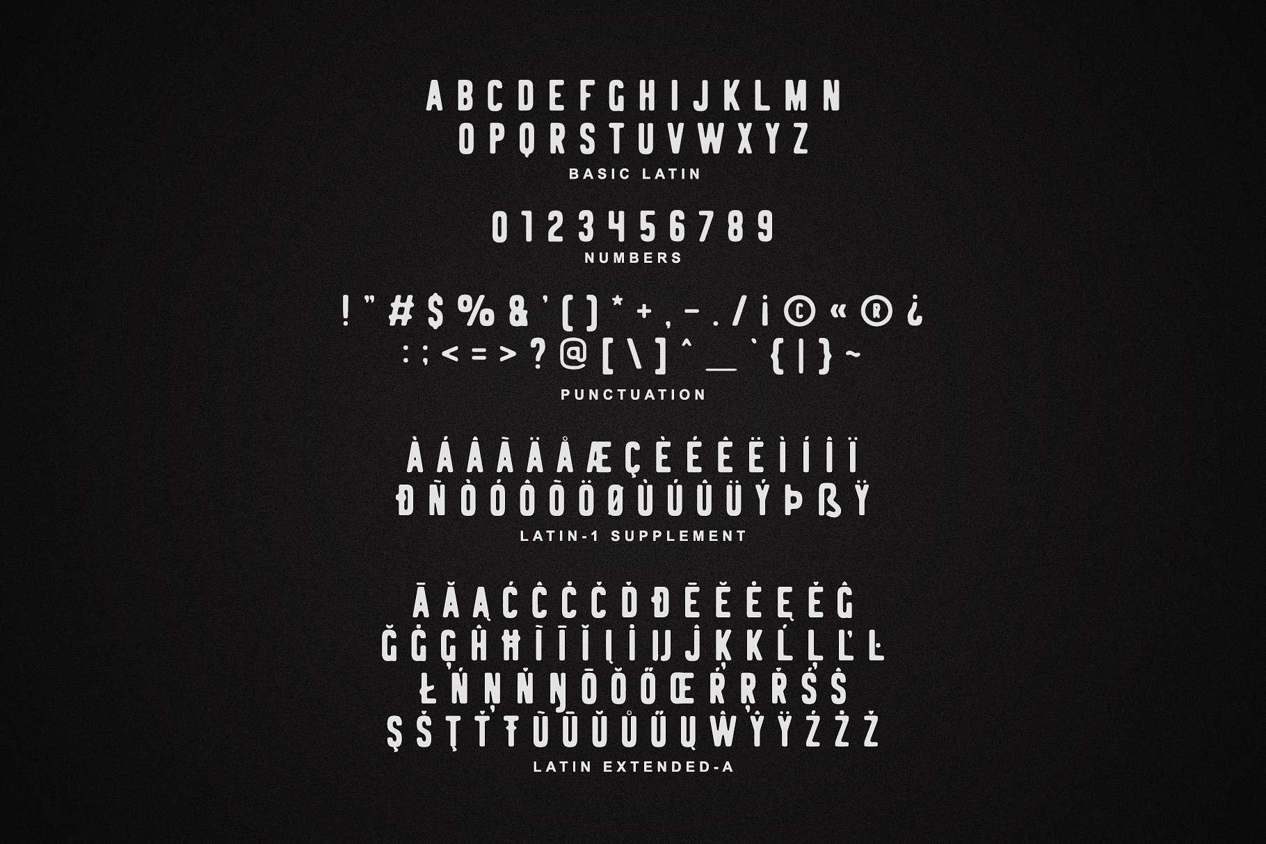 Download Logbond font (typeface)