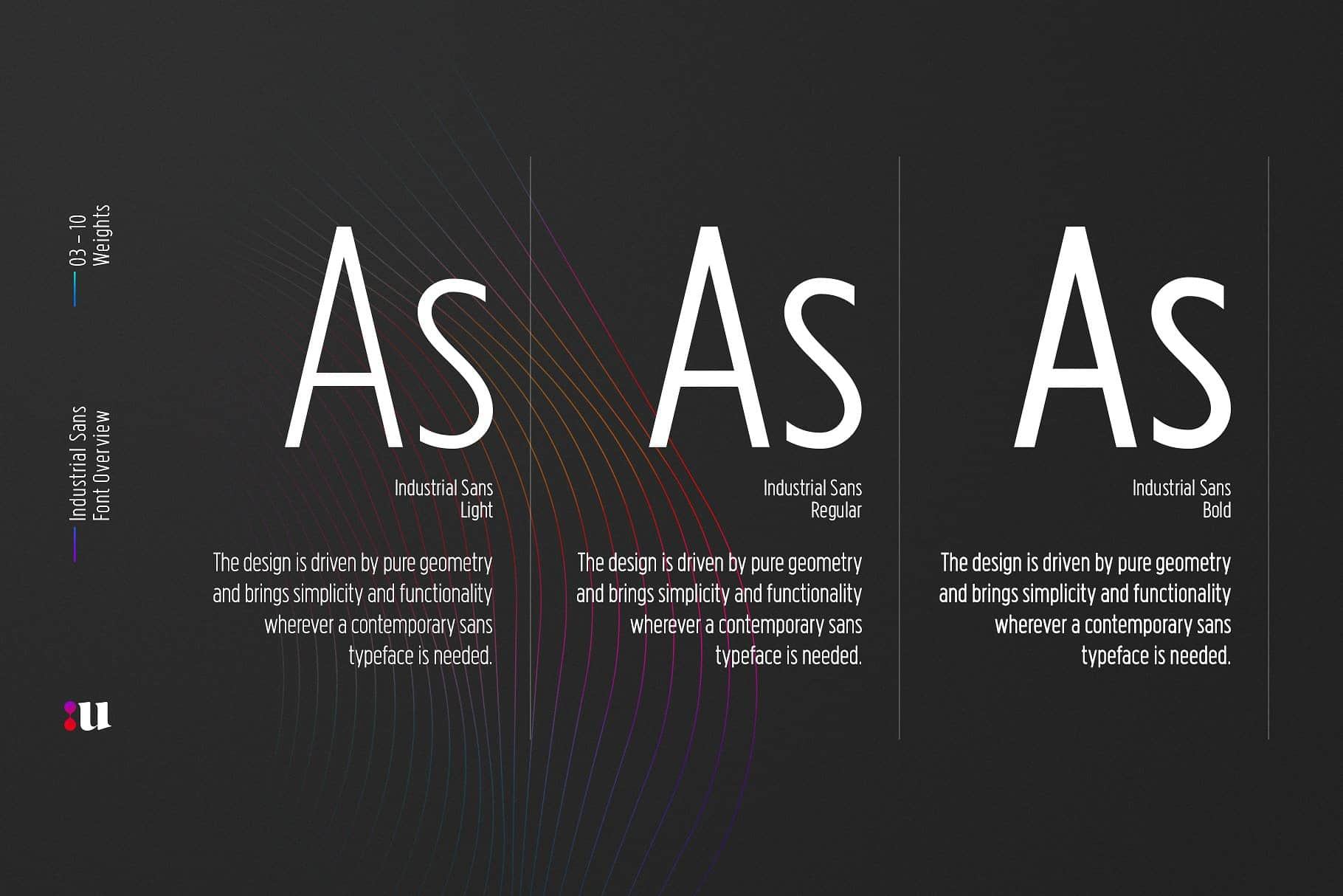 Download Industrial font (typeface)