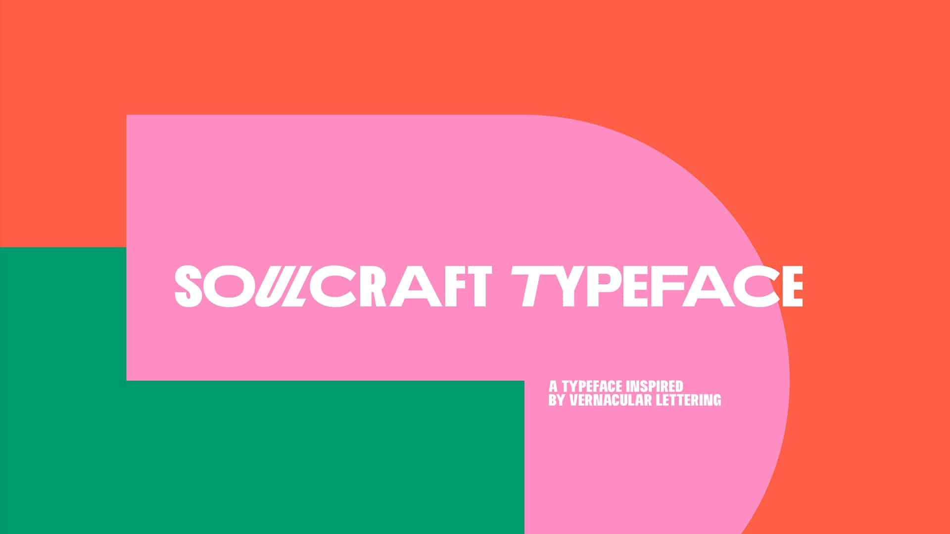 Download Soulcraft font (typeface)