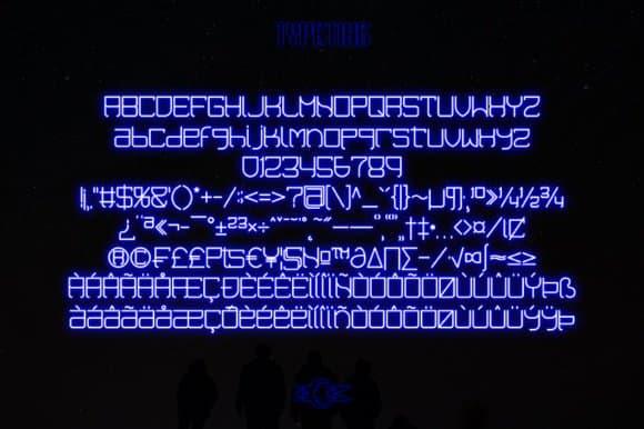 Download Slosure font (typeface)