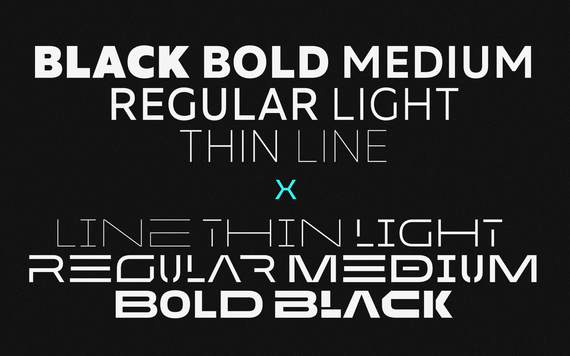 Download MADE Future X font (typeface)