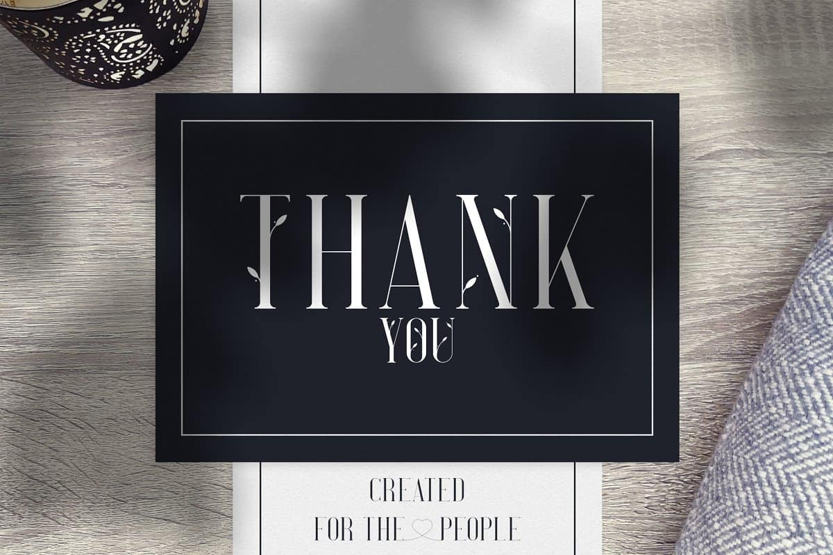 Download Desire - Luxury Serif Fon font (typeface)