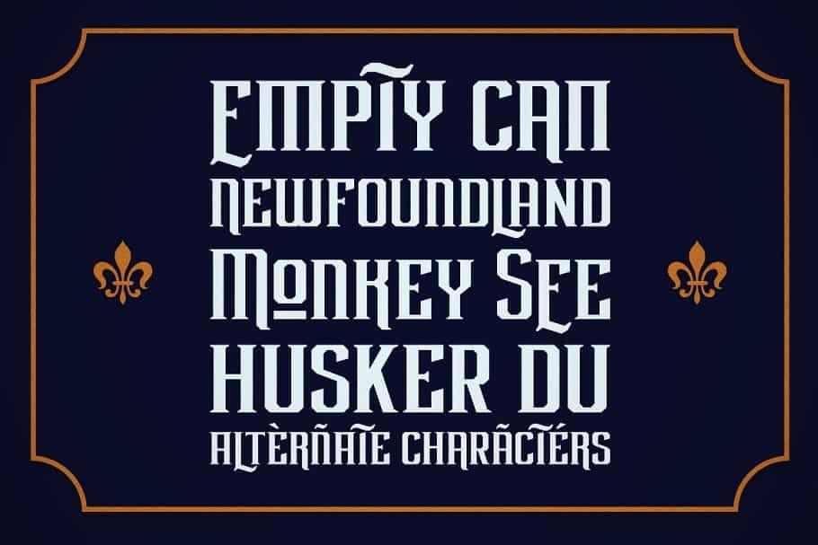 Download Rebute font (typeface)