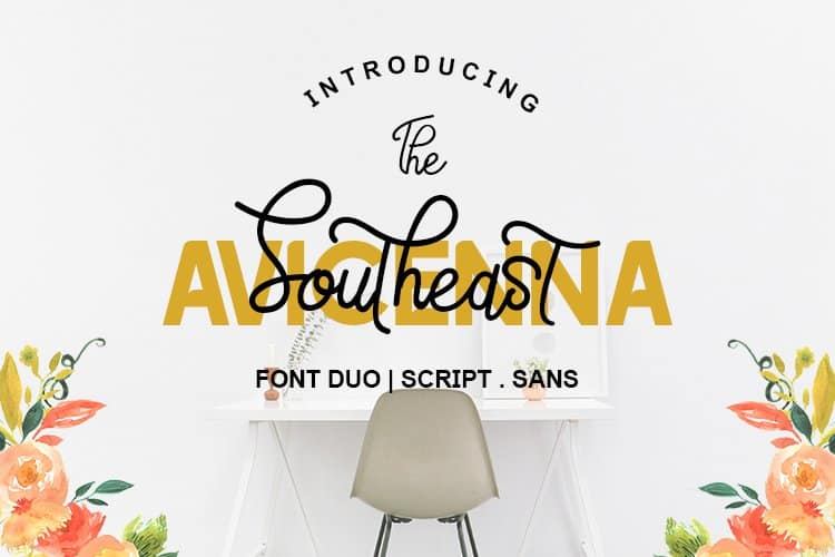Download Southeast font (typeface)