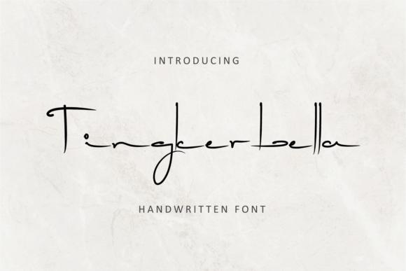 Download Tingkerbella font (typeface)