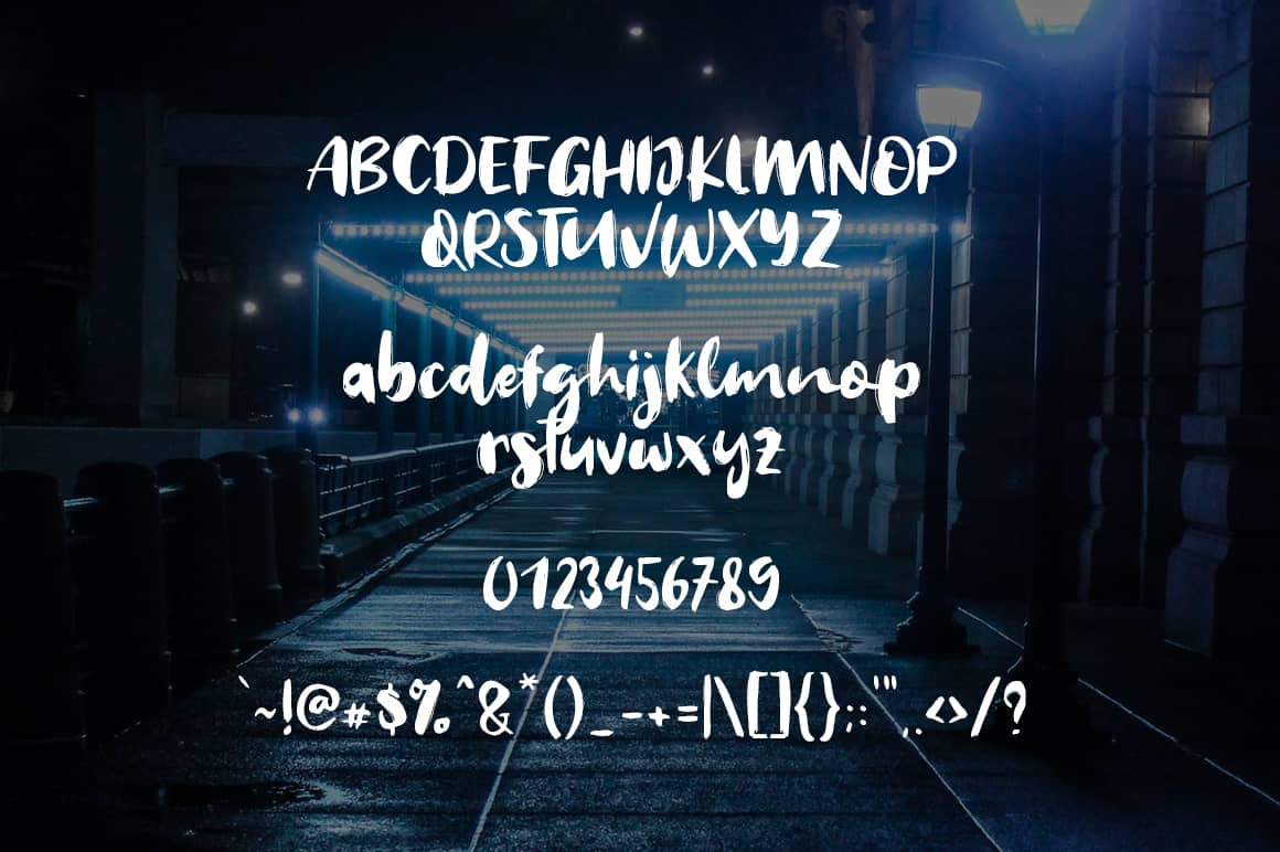 Download Welcome 2019 font (typeface)