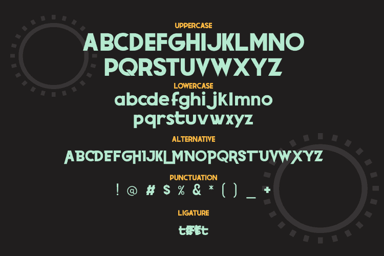 Download BEQUIND font (typeface)