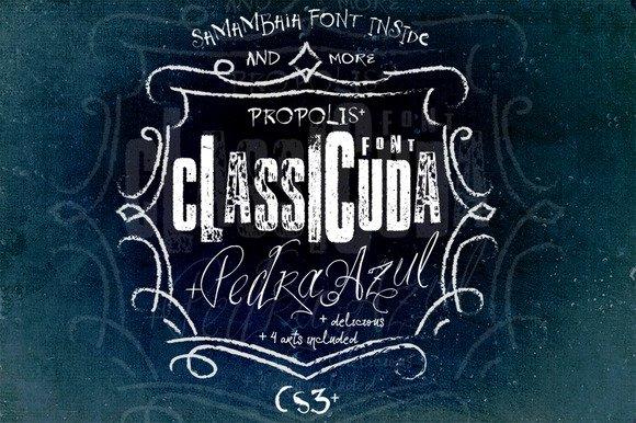 Download BUNDLE font (typeface)