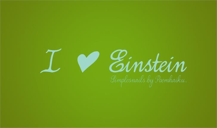 Download Simplesnails font (typeface)