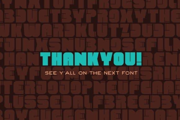 Download Hornet font (typeface)