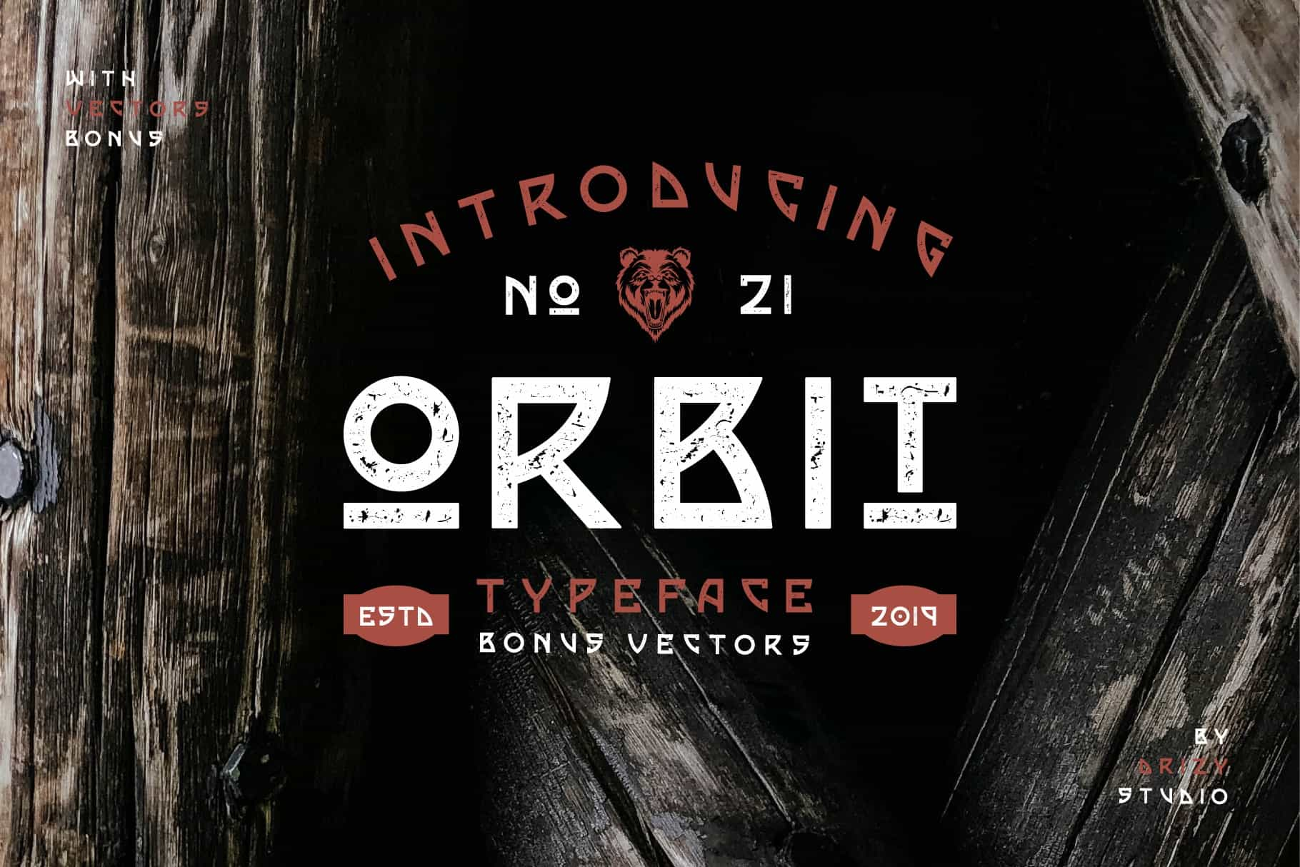 Download Orbit font (typeface)