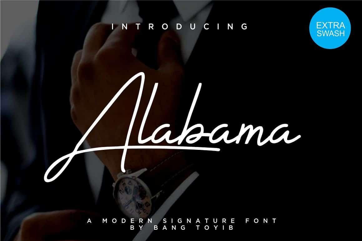 Download Alabama font (typeface)