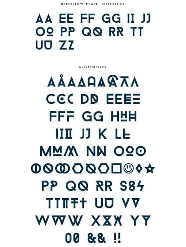 Download Baron Neue font (typeface)
