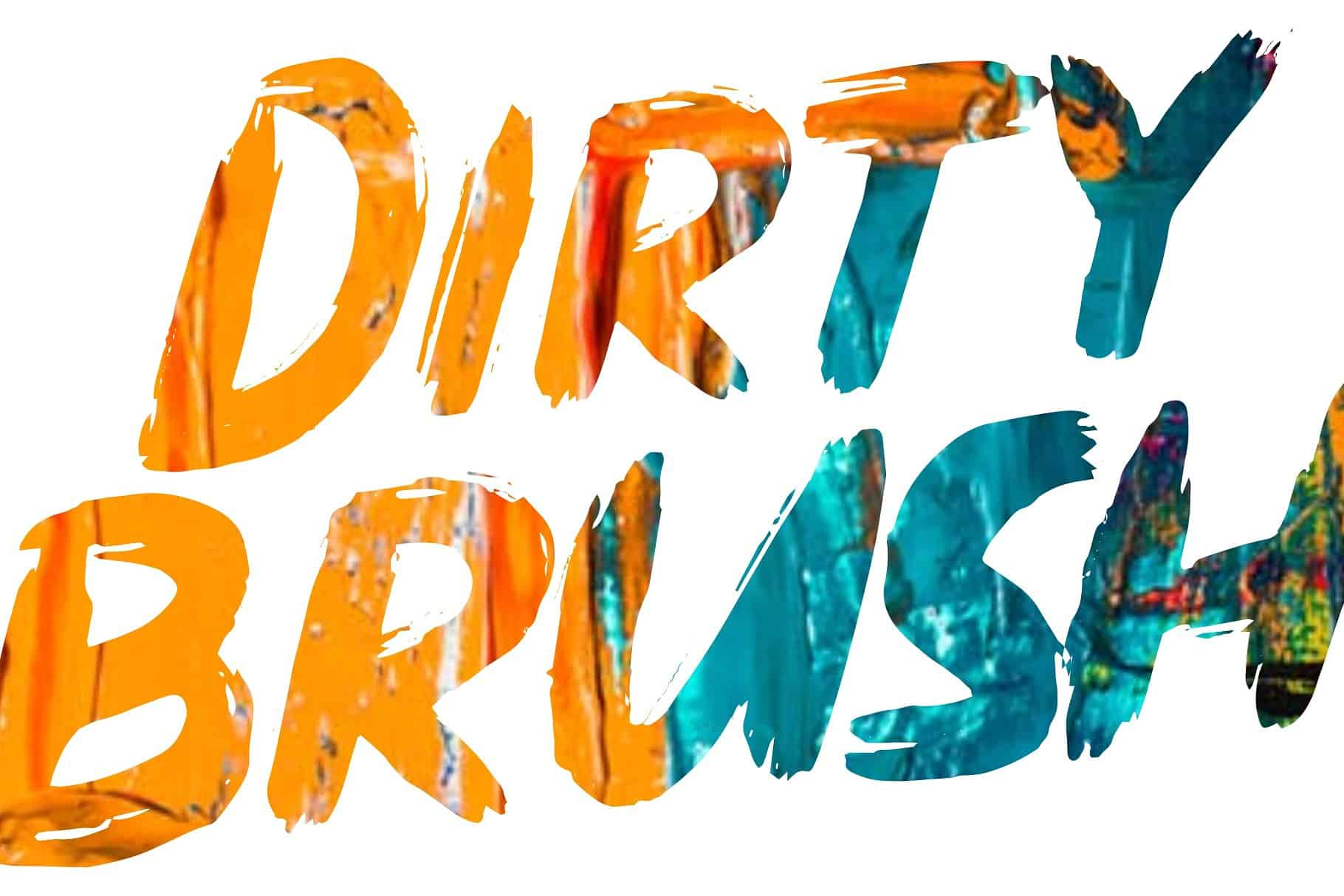 Download Dirty font (typeface)