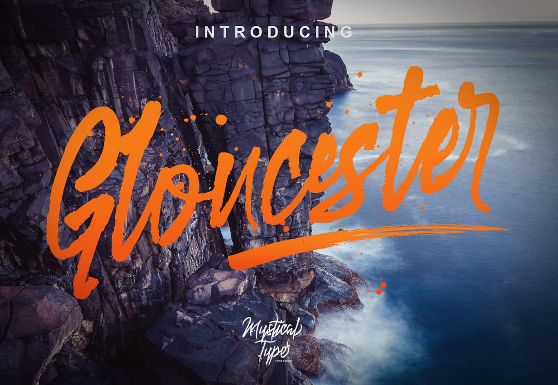 Download Gloucester font (typeface)