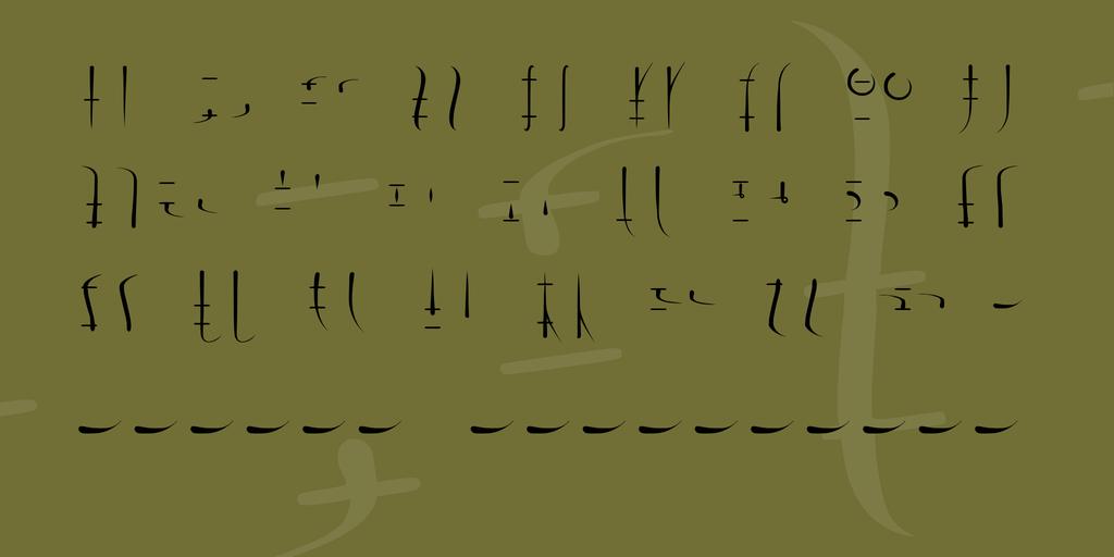LSW Drachenklaue шрифт скачать бесплатно