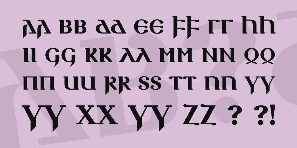 Silubr шрифт скачать бесплатно