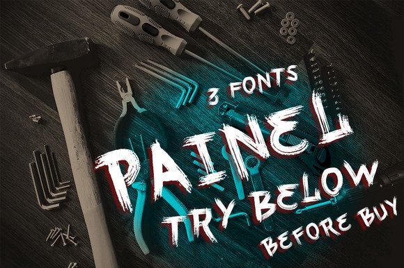 Download Painel font (typeface)