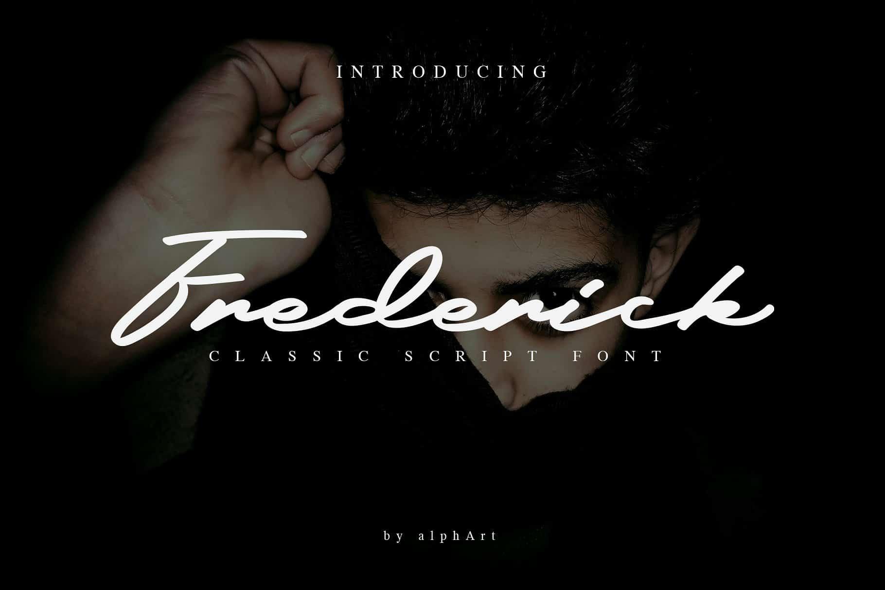 Download Frederick font (typeface)