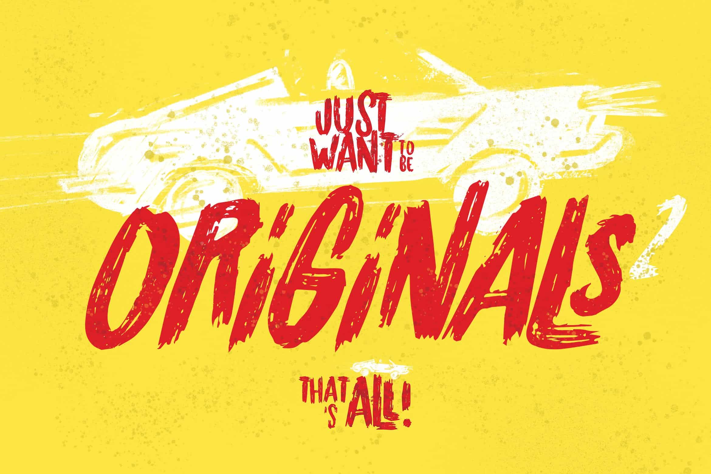 Download Originals font (typeface)