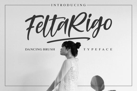 Feltarigo шрифт скачать бесплатно