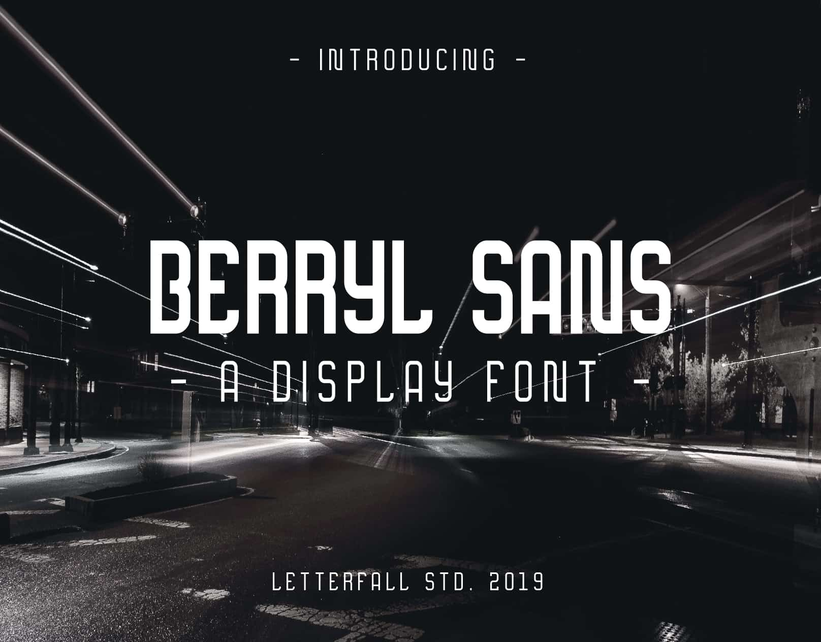 Download Berryl font (typeface)