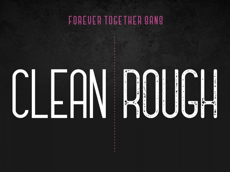 Download Forever Together font (typeface)