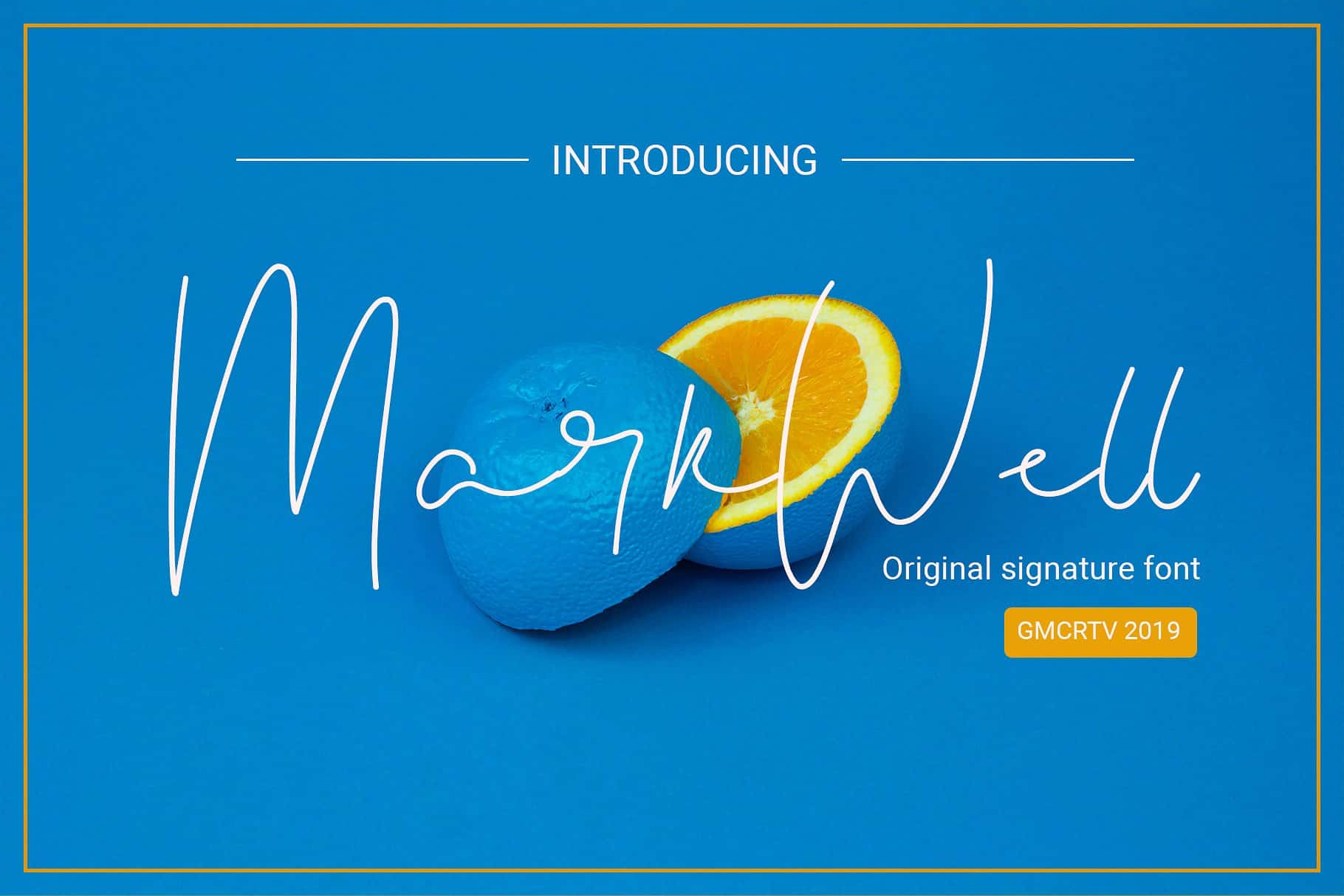 Download Markwell font (typeface)